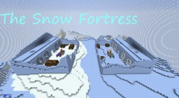 The Snow Fortress Minecraft Map & Project