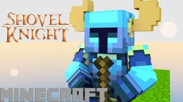 Shovel knight Minecraft Texture Pack