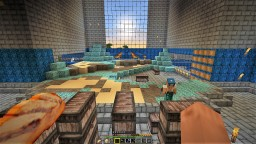 LETS PLAY EP5: MAKING SPACE FOR THE AQUARIUM Minecraft Blog Post