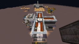 My mega storage with download Minecraft Map & Project