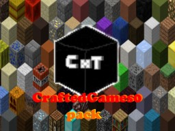 CraftedGames pack (v.2) Minecraft Texture Pack