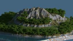 4kx4k Island Group Minecraft Map & Project