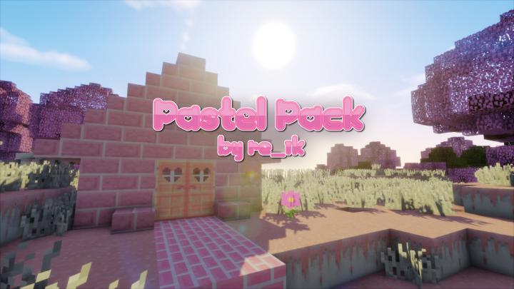 Popular Texture Pack : [1.12.2] Pastel Pack WIP