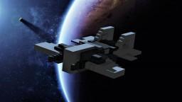 Pralox-class drone bomber Minecraft Map & Project