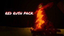 RED RUSH PACK / BASED ON GRYFFINDOR COLOR PALETTE / BY 16228 Minecraft Texture Pack