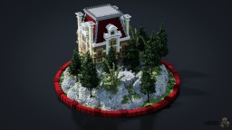 fantasy mansion spawn Minecraft Map & Project