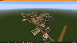 Giant Village Seed Minecraft Map & Project
