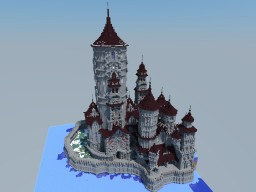Minecraft Castle Renders Minecraft Map & Project