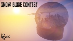 The Snow Glade | Snow Globe Contest Minecraft