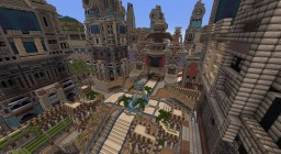 Rabanastre - Final Fantasy 12 Minecraft Map & Project