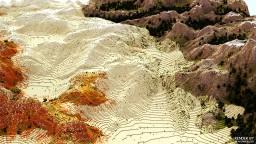 [Minecraft Terrain Map Timelapse] World Machine and WorldPainter Terrain Map | 4K 60 FPS Minecraft