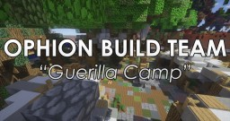 Guerrilla Camp Minecraft Map & Project
