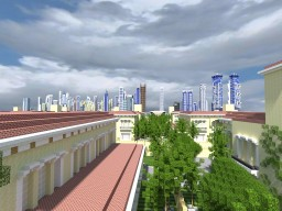 Dubai Minecraft Map & Project