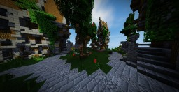 Minecraft medieval Island + Download Minecraft Map & Project