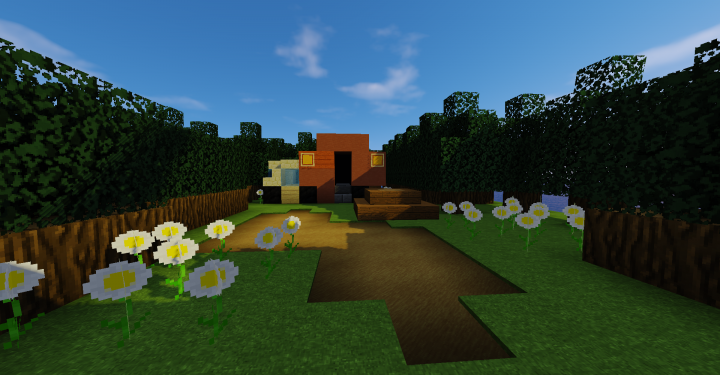 Lostlorn Forest, with shaders!