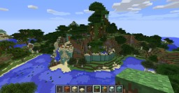 Castille de Coelacanth Minecraft Map & Project