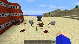 mini minecart Minecraft Map & Project