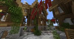 Medieval Village (Accepted on Pixelbiester-Server) Minecraft