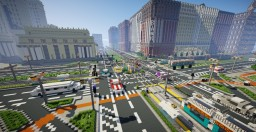 Doctor Chicken Intersection Minecraft Map & Project