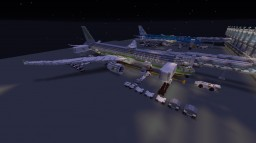 Boeing 787-9 Minecraft