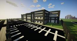 ModernHighSchool Minecraft Map & Project