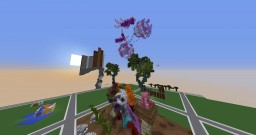 Small Underwater Organic Structure Minecraft Map & Project