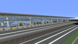 Bayside Int'l Airport - Terminal 1 Minecraft