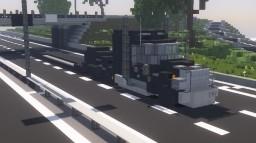 2:1/3:1 Scale Semi truck Minecraft Map & Project