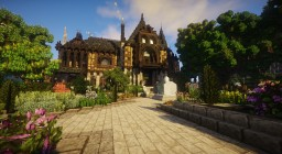 Valenstone Manor Minecraft
