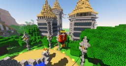 my medieval buildings collection : ) Minecraft Map & Project