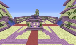 [ServerHub]4 Gates of forgotten End City Minecraft Map & Project