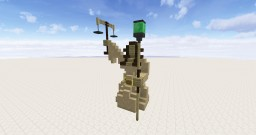 Esmeralda; Goddess of Trade and Commerce Minecraft Map & Project