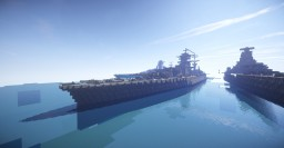 Battleship #3 Minecraft Map & Project