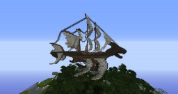 Dragon Ship Minecraft