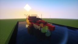 Katana V11 Minecraft Map & Project
