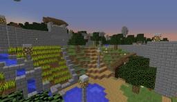 Skyrim - The United World Minecraft