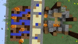 little medieval ruins Minecraft Map & Project