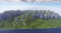 Ice Wind Mountain Pass - FREE DOWNLOAD Minecraft