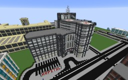 [Modern] Hospital / Medical Center Minecraft Map & Project