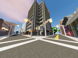 Orange Inc. Offices | Greenfield Minecraft Map & Project