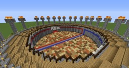 The Awesome Arena v1.0 Minecraft Map & Project