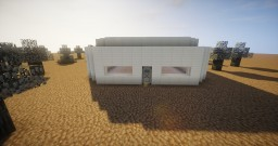Nuclear Bunker (REQUIRES MODS) Minecraft Map & Project