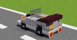 Kübelwagen VW Typ 82 Minecraft
