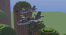Messerschmitt Me 262 Minecraft