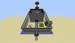 Medieval Castle! Minecraft Version: 8.0-9.0 Minecraft Map & Project