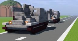 Panzerhaubitze Hummel Minecraft