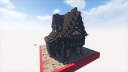 Medieval Store/Warehouse Minecraft Map & Project