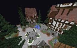 Skyblock Lobby/SPawn Minecraft Map & Project