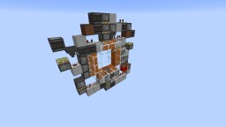 3x3 Noteblock door [outdated] Minecraft Map & Project