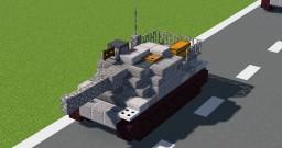 Sturmgeschütz IV Minecraft